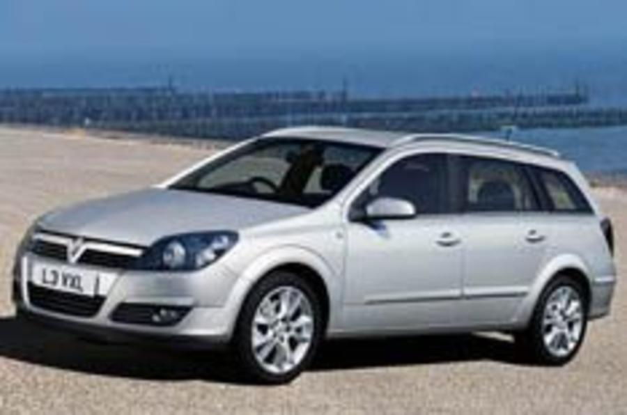 Astra wagon ups the volume