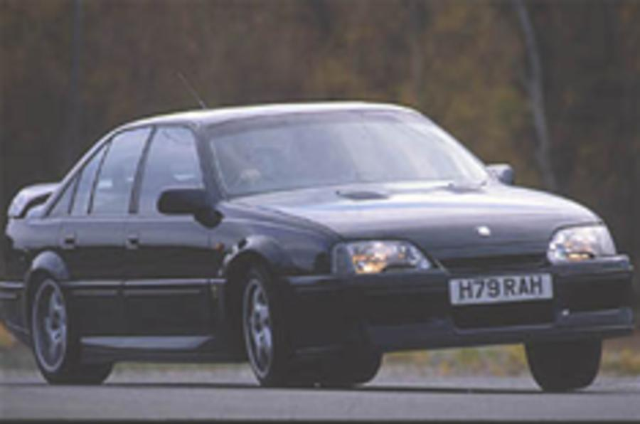Lotus Carlton could be reborn