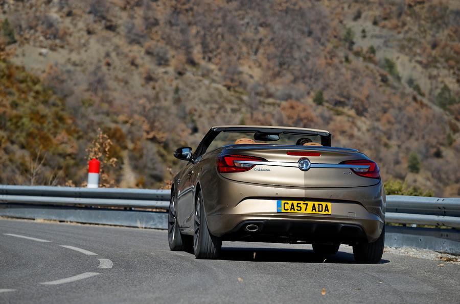 168bhp Vauxhall Cascada 1.6 SIDI
