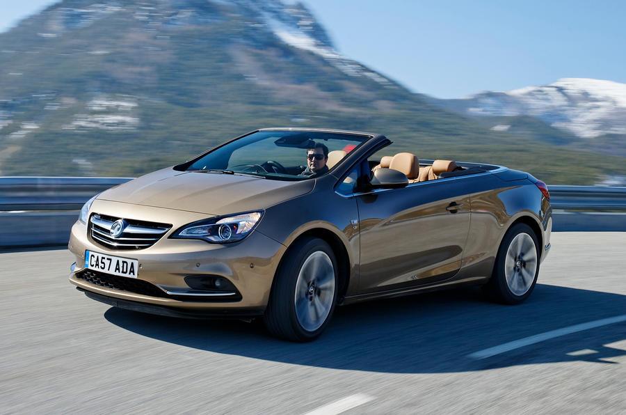 Vauxhall Cascada 1.6 SIDI Elite