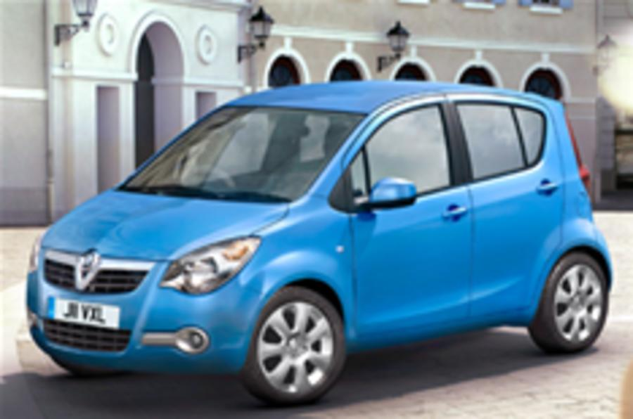 Meet Vauxhall's new Agila