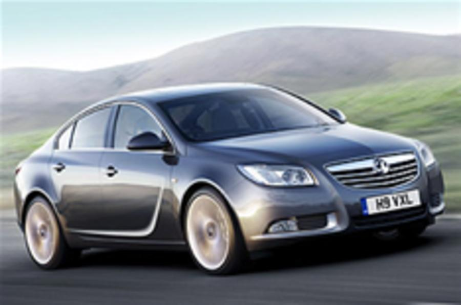Vauxhall Insignia: official pics