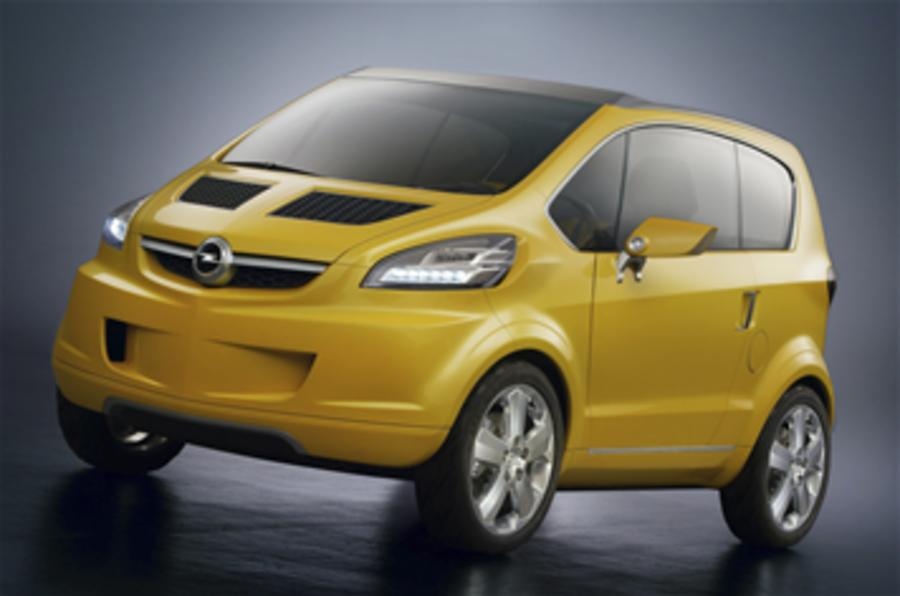 Opel city car to be 'premium'