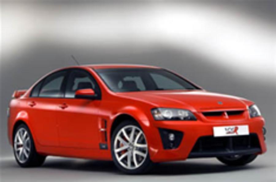 Vauxhall's Aussie M5 unleashed