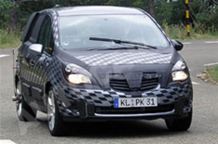 Spied: Vauxhall Meriva