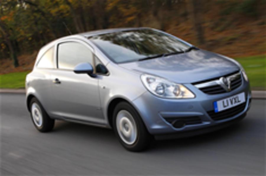 New Vauxhall Corsa revised