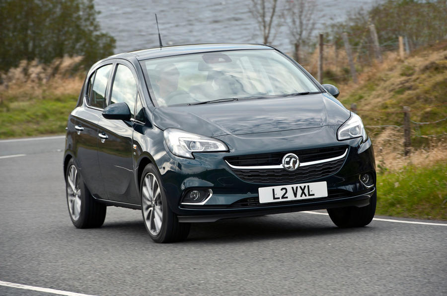 Vauxhall Corsa SRi 1.4i Turbo Ecoflex first drive review