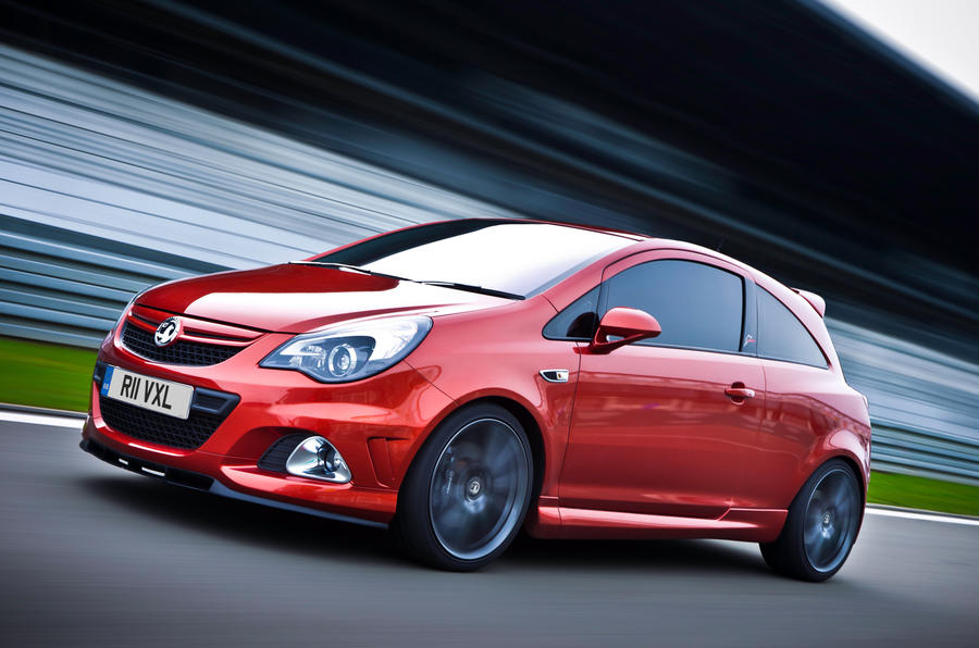 Hardcore Corsa VXR launched