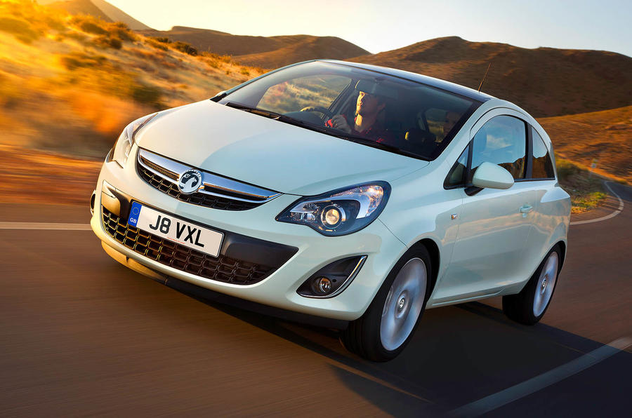 Vauxhall fights Chevy threat