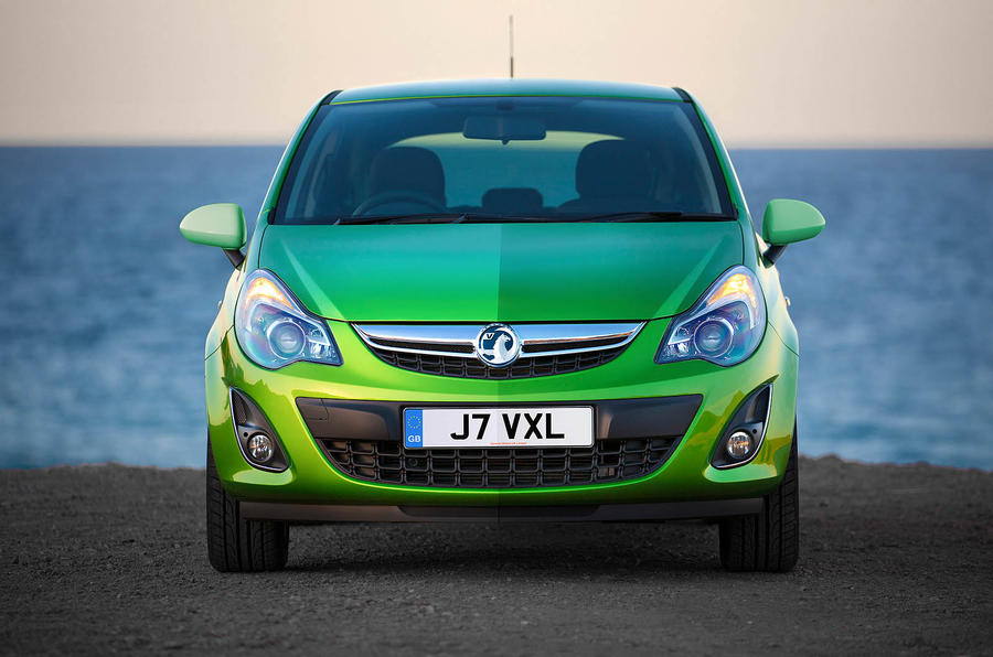 Next Corsa 'tuned for Europe'