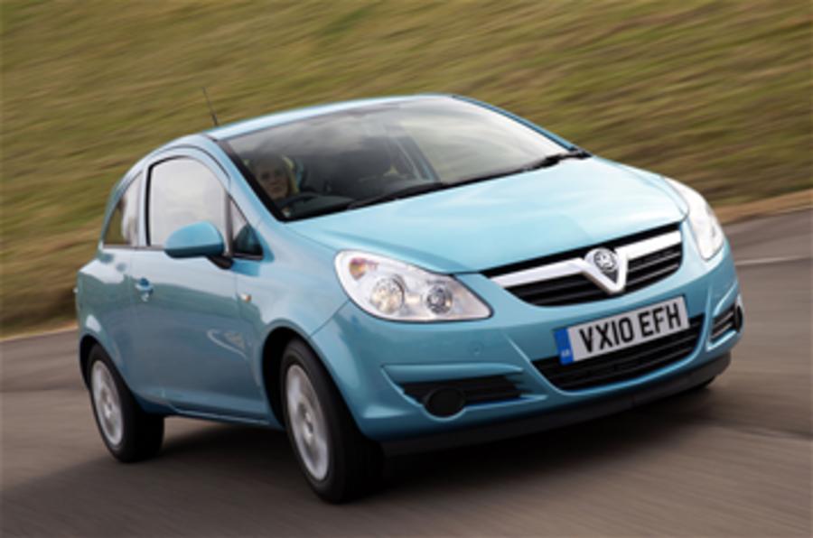 Vauxhall's 'lifetime' used warranty