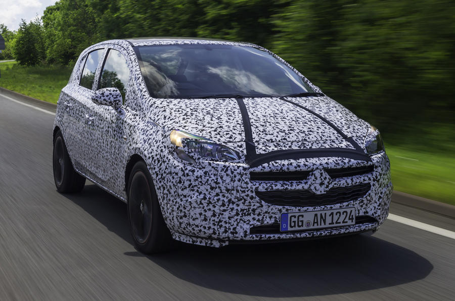Next Vauxhall Corsa development secrets revealed