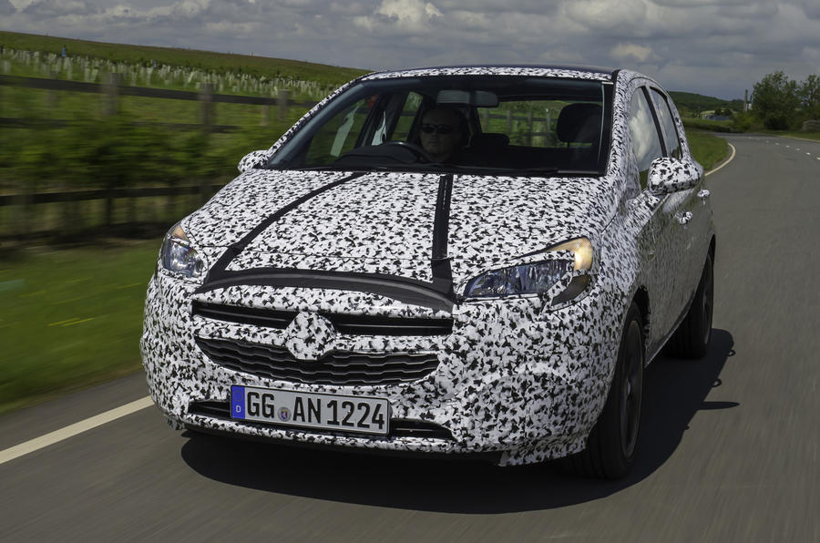 Opel Zafira 2018 >> Opel-Vauxhall to launch 27 new models by 2018   Autocar