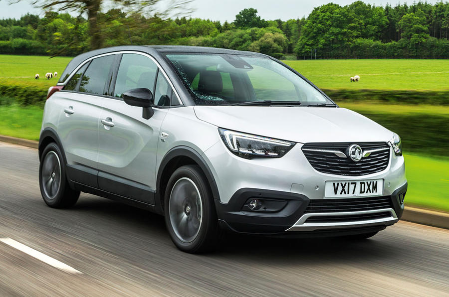 vauxhall crossland x review 2019 autocar. Black Bedroom Furniture Sets. Home Design Ideas