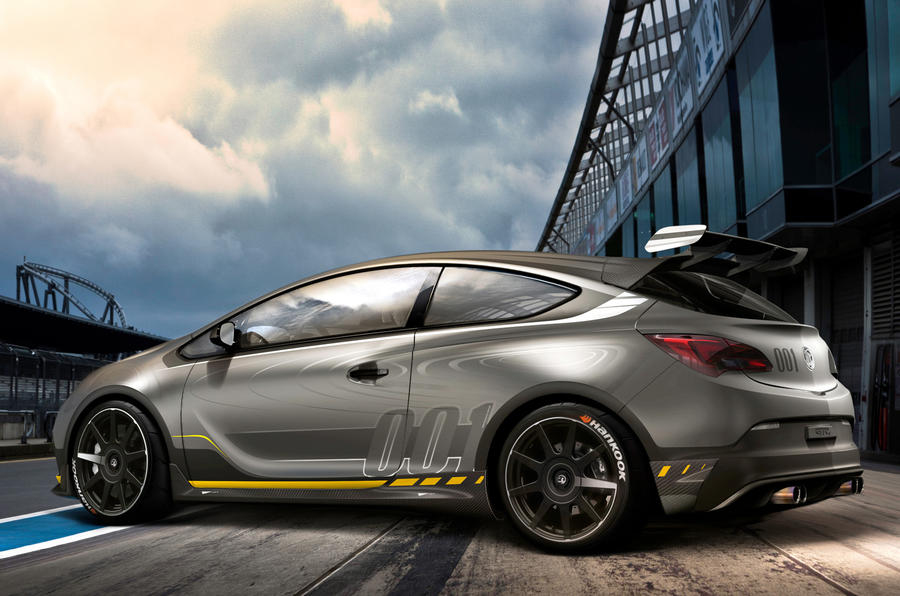 Race-bred Vauxhall Astra VXR Extreme set for Geneva debut