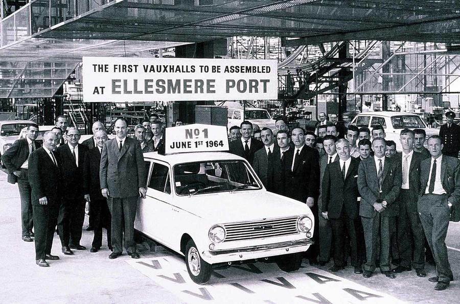Vauxhall celebrates 50 years of Ellesmere Port - picture special