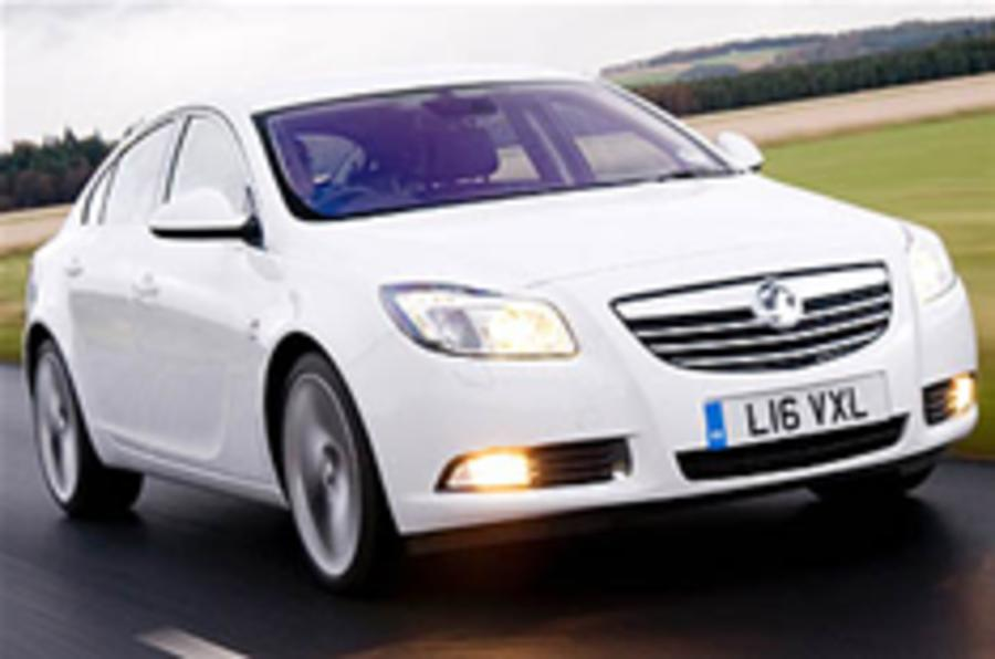 Vauxhall Insignia wins COTY