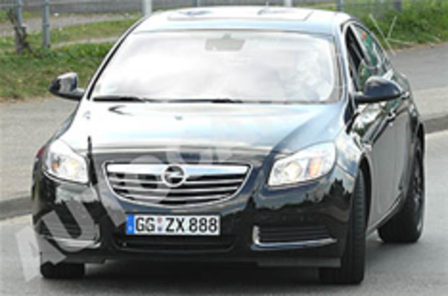 Insignia VXR at the 'ring