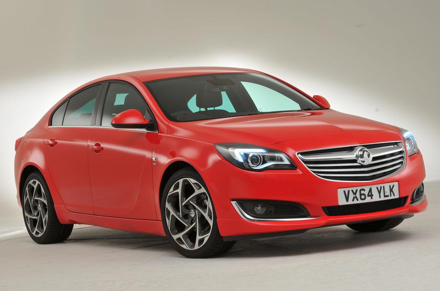 3.5 star Vauxhall Insignia