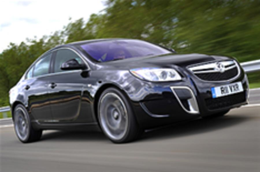 Insignia VXR pricing announced