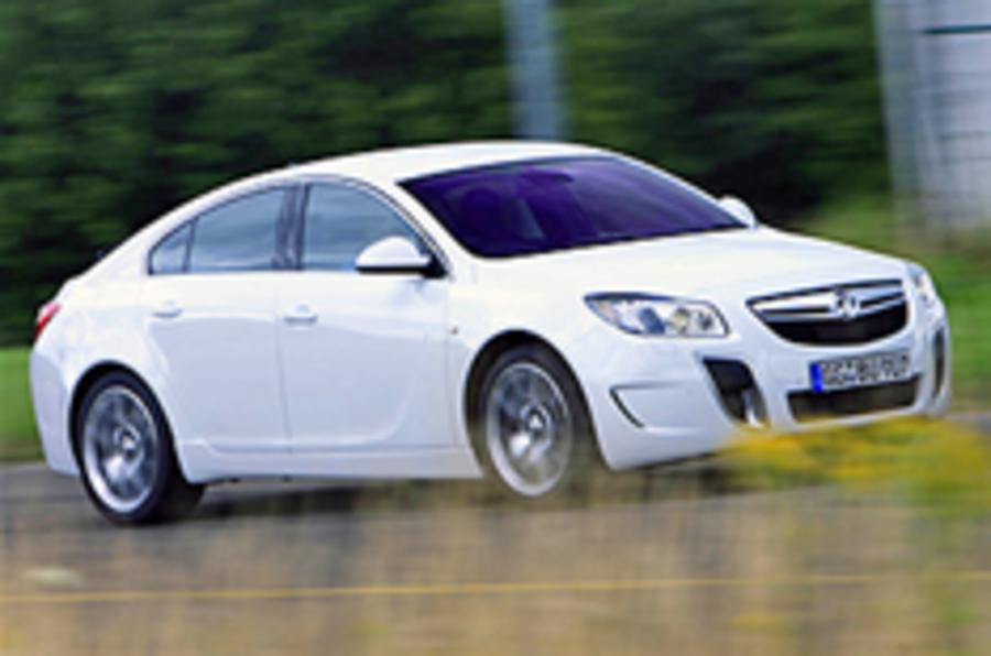 Vauxhall Insignia coming to US