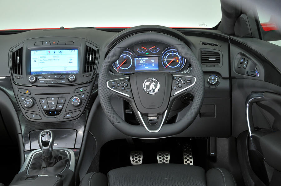 Vauxhall Insignia Ride Amp Handling Autocar
