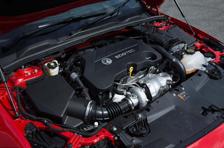 2.0-litre Vauxhall Insignia Grand Sport diesel engine