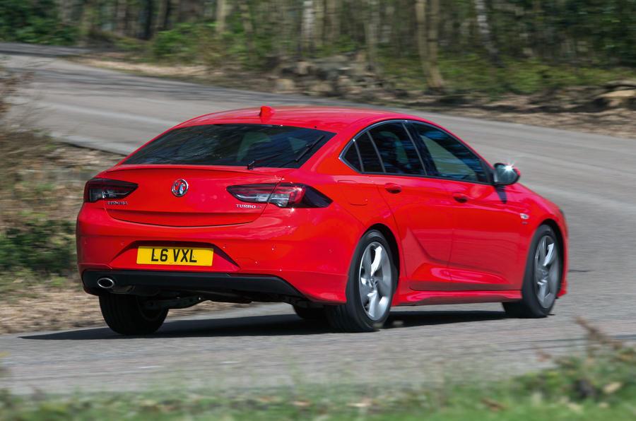 Vauxhall Insignia Grand Sport Review 2018 Autocar