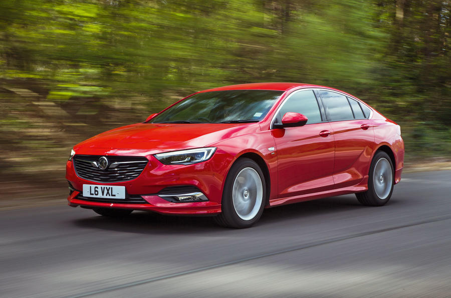 Vauxhall Insignia Grand Sport Review 2018 Autocar