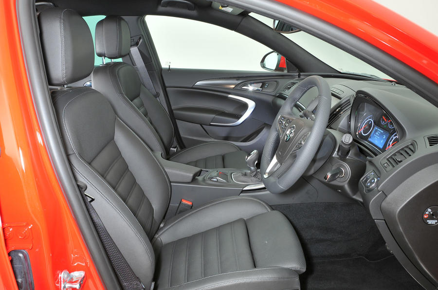 vauxhall insignia performance autocar. Black Bedroom Furniture Sets. Home Design Ideas