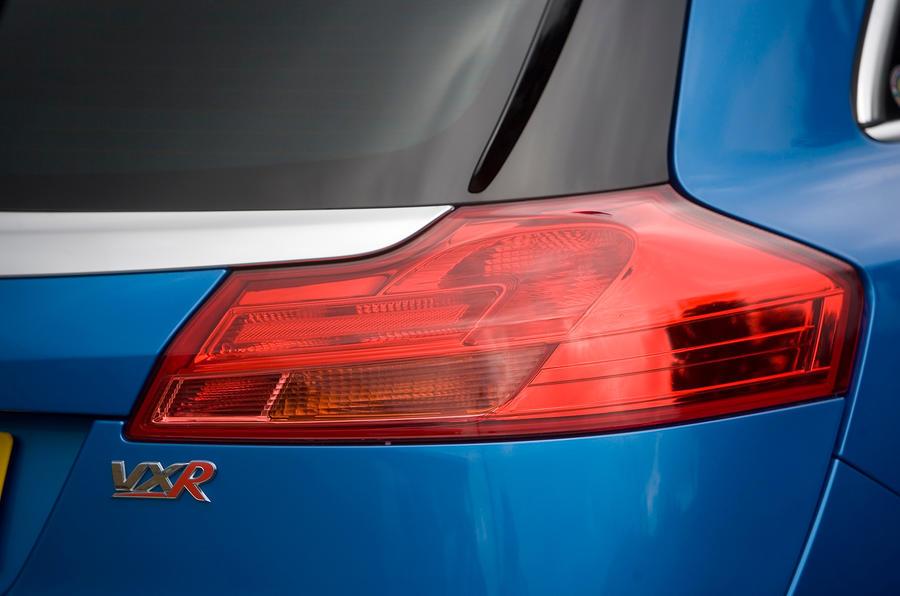 Vauxhall Insignia VXR estate