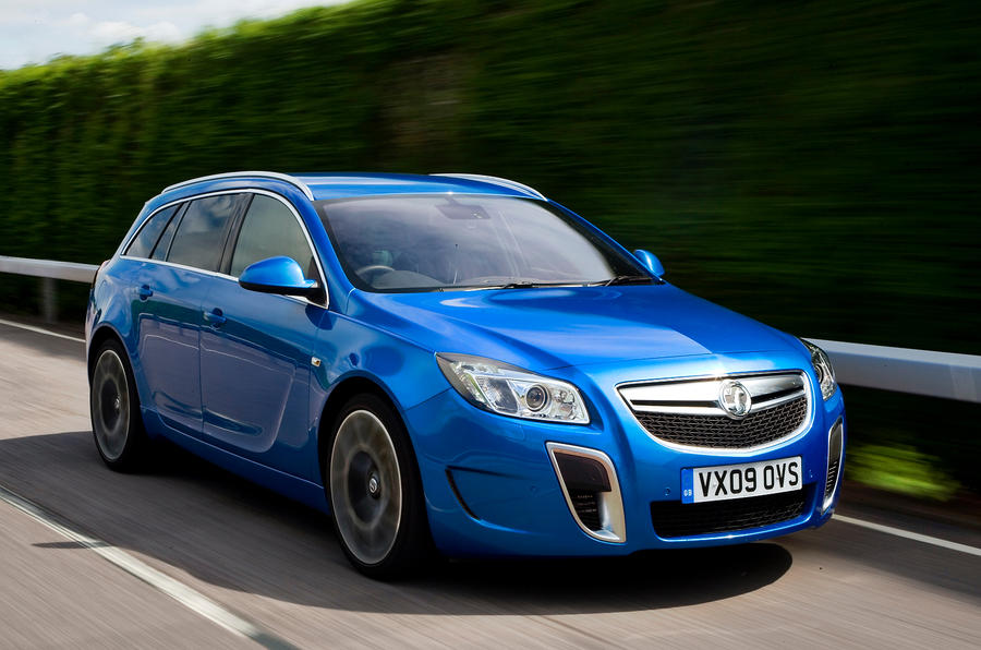 Vauxhall Insignia Vxr Review  2017