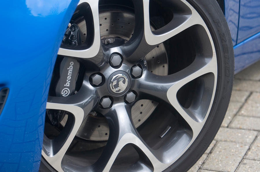 19in Vauxhall Insignia VXR alloys