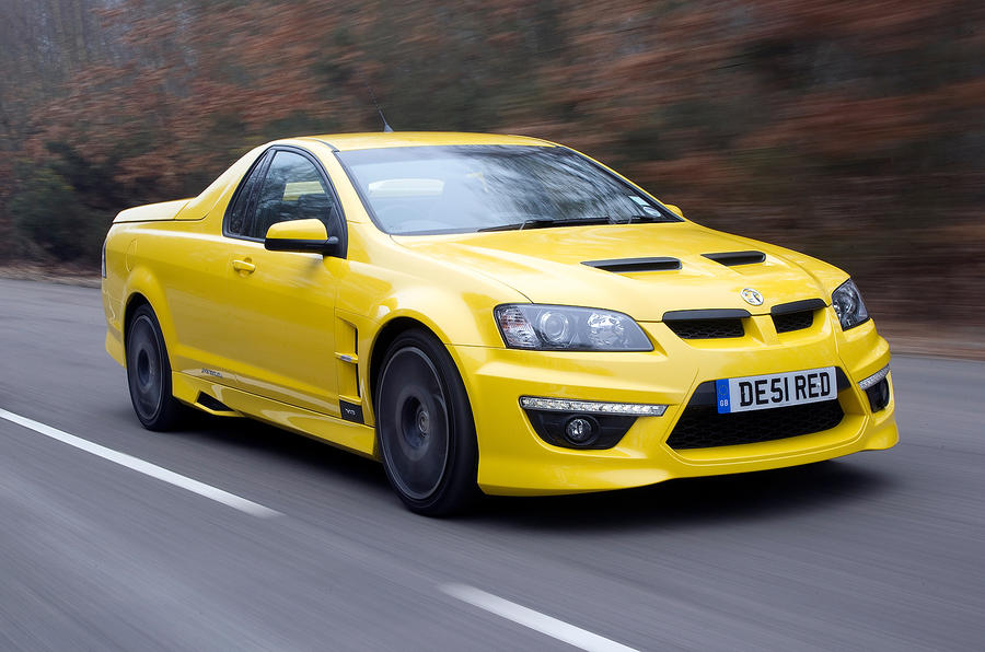 Vauxhall Vxr8 Maloo 2011 2013 Review 2018 Autocar