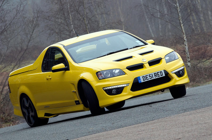 Vauxhall VXR8 Maloo 2011-2013