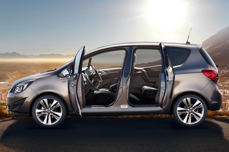 Vauxhall Meriva Interior First Pics Autocar