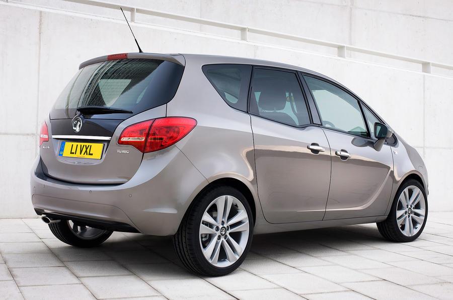 New Vauxhall Meriva Revealed Autocar