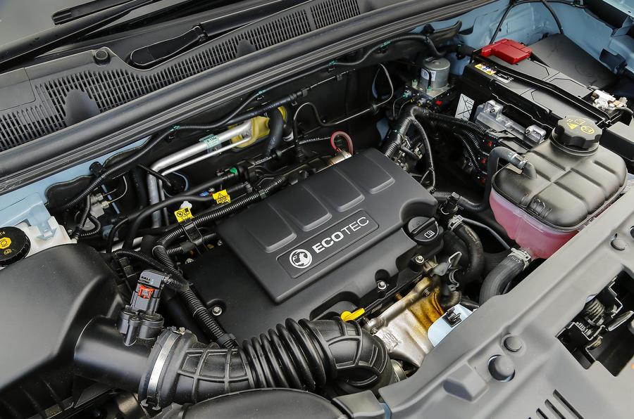 1.7-litre Vauxhall Mokka diesel engine
