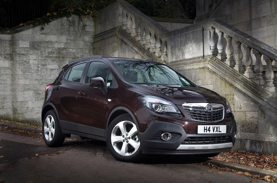 The competent and practical 3.5 star Vauxhall Mokka