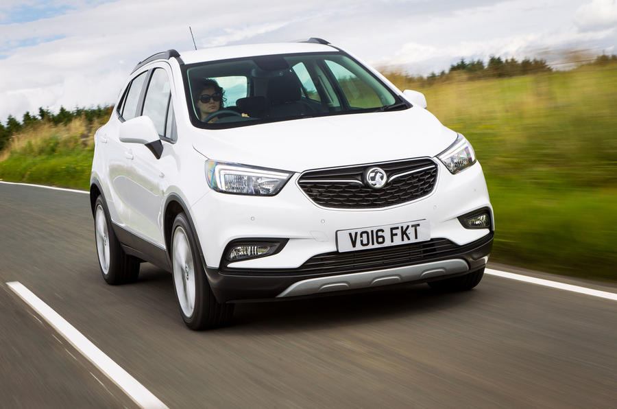 vauxhall mokka x review 2017 autocar. Black Bedroom Furniture Sets. Home Design Ideas