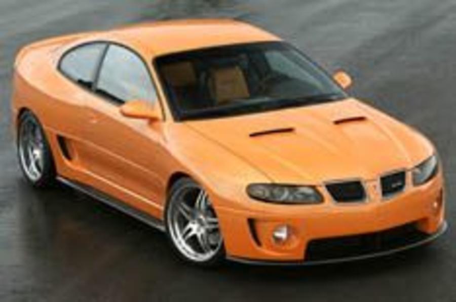 This GTO's future is bright