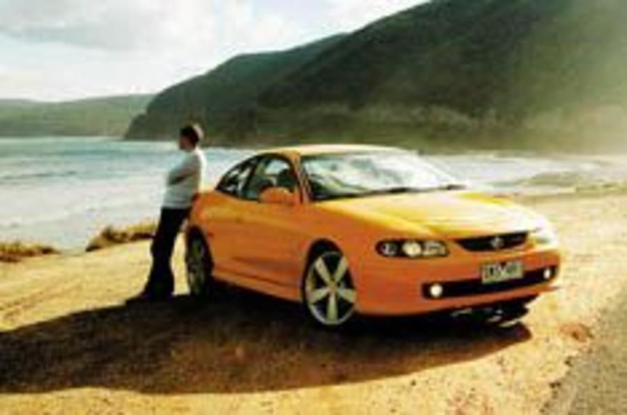 Autocar drives UK-bound Monaro