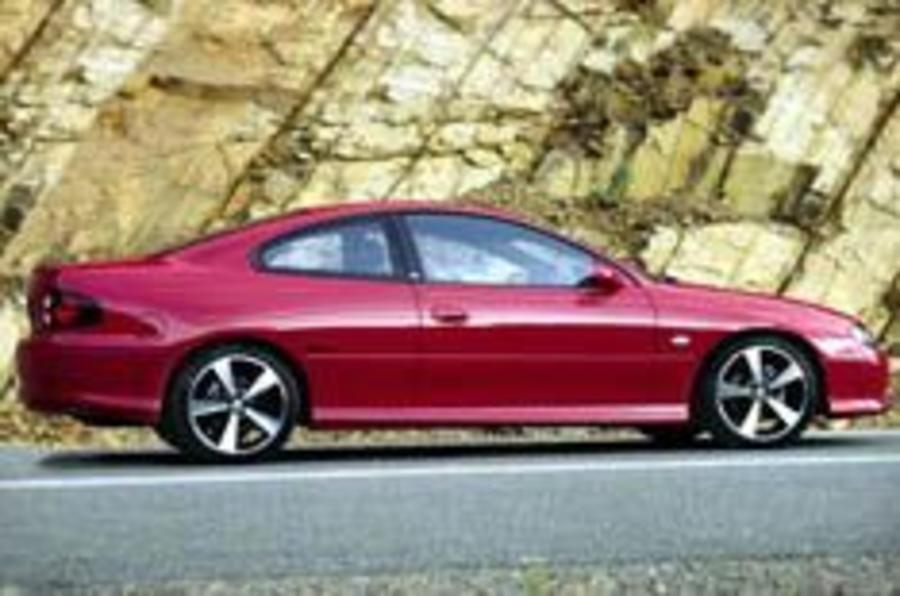 Fastest Aussie will be Monaro VXR