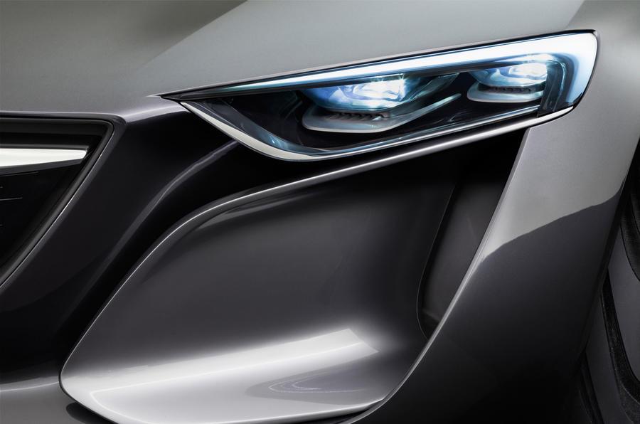 Vauxhall Monza set for Frankfurt debut