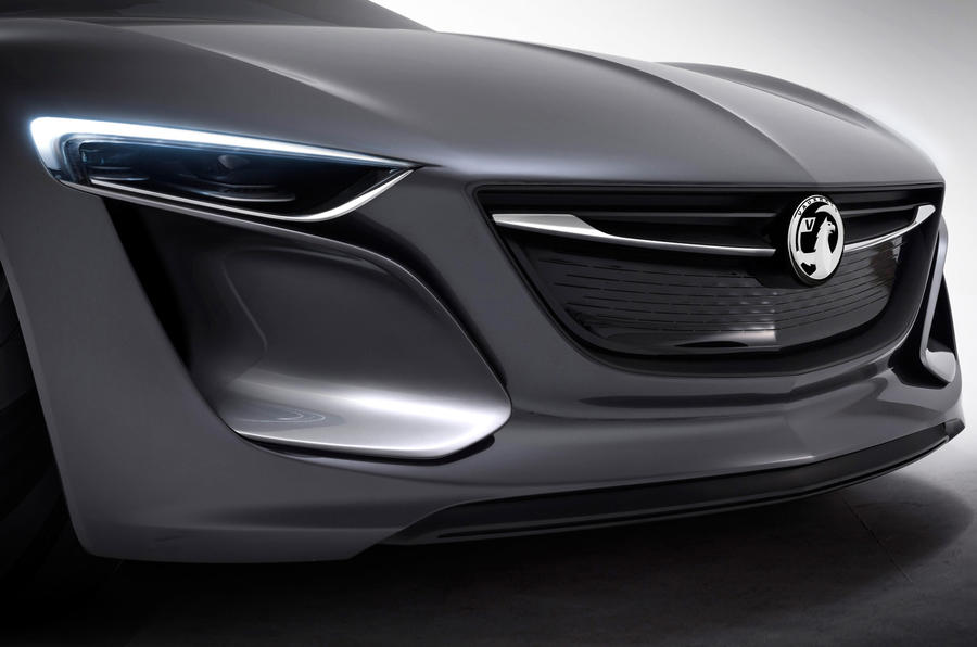 Vauxhall Monza set for Frankfurt debut