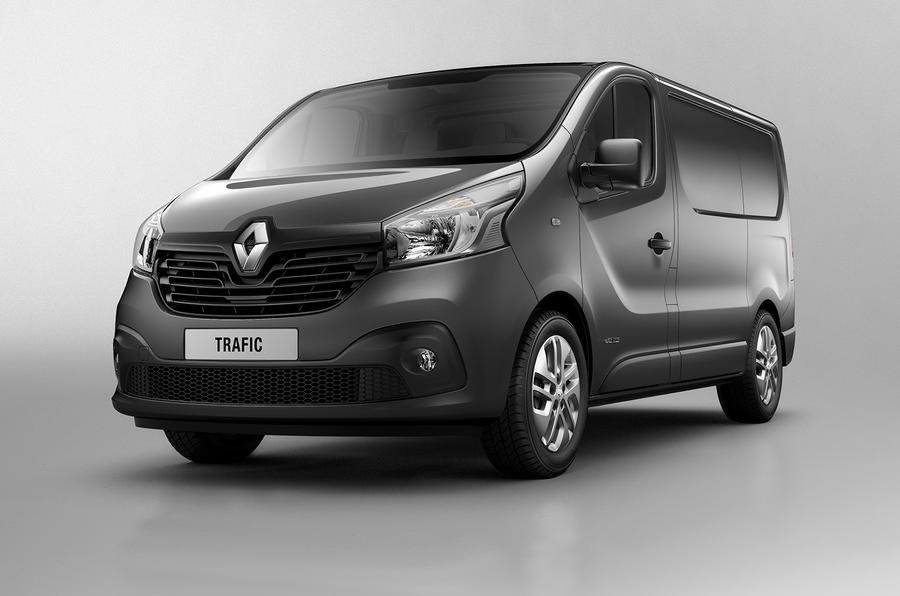 New Vauxhall Vivaro and Renault Trafic vans to launch this summer