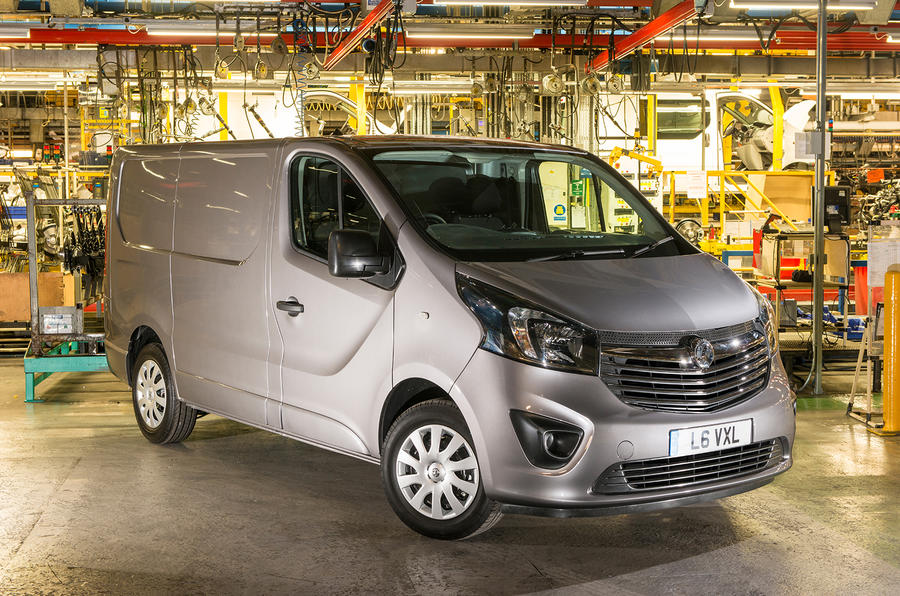 New Vauxhall Vivaro and Renault Trafic vans to launch this