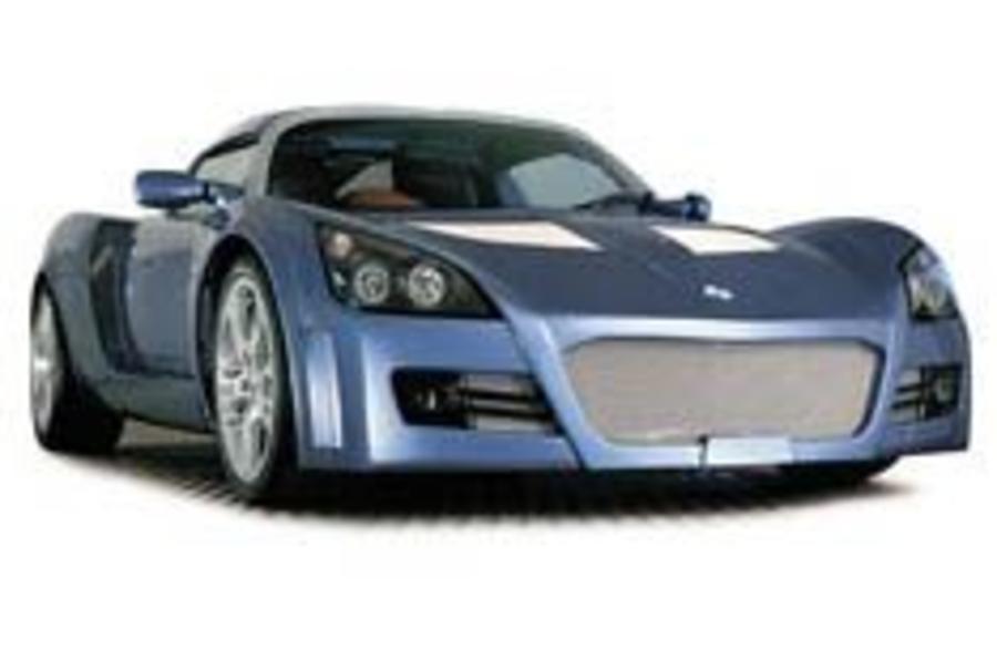 Vauxhall VX gets supercar makeover