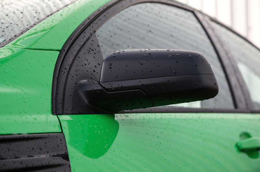 Vauxhall VXR8 GTS-R wing mirror