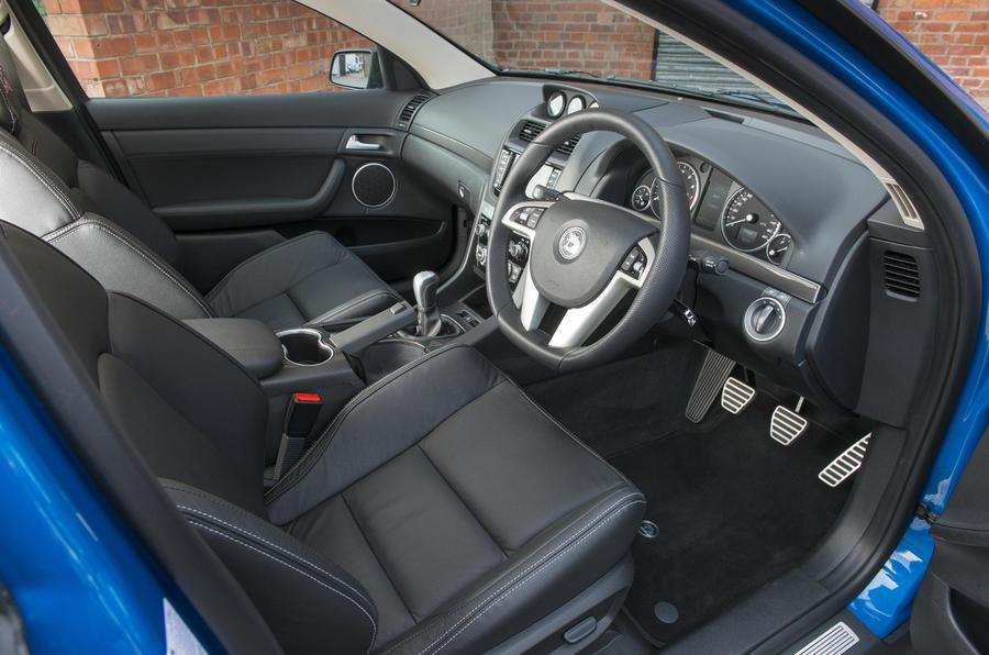 Vauxhall VXR8 Tourer announced